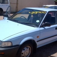 1995 Toyota Corolla 130
