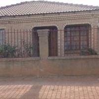 VERY NICE 2BEDROOM HOUSE FOR SALE SOSHANGUVE BLOCK V
