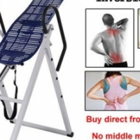 Back therapy Inversion Table
