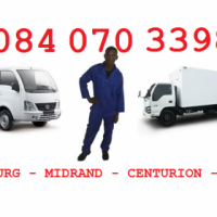 Furniture removals in Johannesburg 0840703398