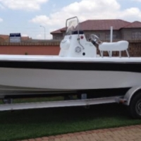 Nautic star fishing boat