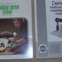 Dewalt 770 circular saw maintenance and Instruction manuals