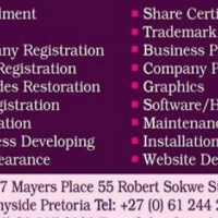 Your 2016 Company Registration