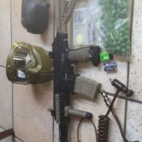 Paintball gun BT TM 15 set / package