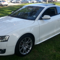2010 Audi A5 Quatrro Tiptronic 2.0 fsi