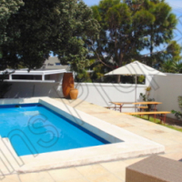 4 Bed Camps Bay house plus separate entrance apartment