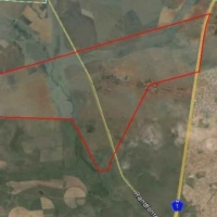 BARGAIN 830 Hectare land (R3 per sqm )