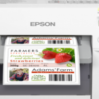 Colour label printer for small to medium retailers excellent investment and income generater