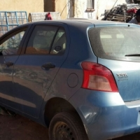 Toyota yaris stripping for spares.