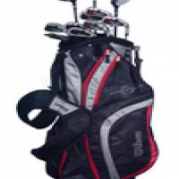 Brand New Wilson XLS Mens Complete Golf set Including Bag