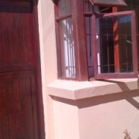 fully furnished bedroom and bathroom to rent in Saldanha