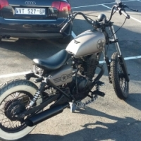 Bobber Bike to sell or swop for Golf or any other vehicle