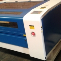 Laser Engraving Machine Special/lc 1.3mx900mmx80w flat bed laser machines