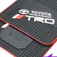 Universal Toyota TRD Rubber Floor Mats
