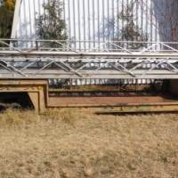 Aluminium ladders 9m for sale URGENT for sale  South Africa