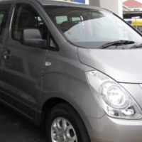2011 Hyundai H1 Bus, 2.5 CRDi Wagon - 9 Seater A/T