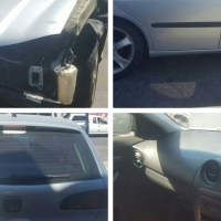 2008 SEAT IBIZA 1.6 STRIPPING FOR SPARES