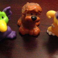 Fisher-Price Little People Various Figurines