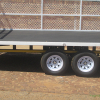 M.JH.  MULTI PURPOSE TRAILER.