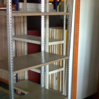 Secondhand Shelving very good condition