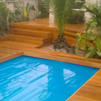Wooden Decking at Affordable Prices