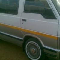 Smart Toyota Hiace (Siyaya)