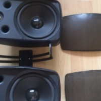 JAMO Outdoor Speakers I/O 8A2