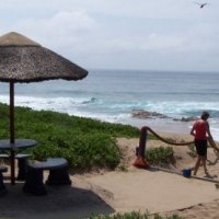 The Aloes Self Catering Chalets. Betw. Hibberdene & Port Shepstone