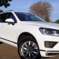VW Touareg V6 TDI Luxury 180 kW