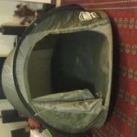 Camp Master pop up tent
