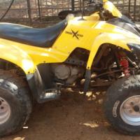 Adly 300cc Quadbike