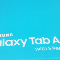 BRAND NEW Samsung Galaxy Tab A WiFi+LTE (White) + FREE Cover & S-Pen
