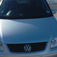 2006 Volkswagen Touran 1.9 TDI Trendline