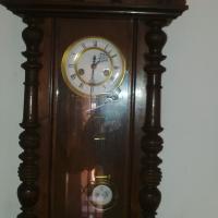 Wall Clock Porcelain Face