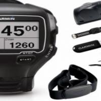 Garmin FORERUNNER 910XT Triathlon fitness watch bundle at cost price