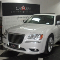 2013 Chrysler 300c 3.6 vvt