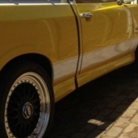 1975 Ford Cortina Single Cab