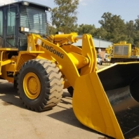 2 x Front End Loaders