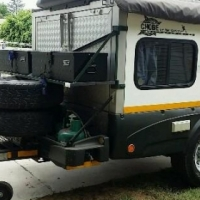Echo Chobe 4X4 Caravan For Sale