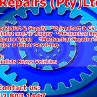Lethabo Gearbox & Diff Repairs (Pty)Ltd