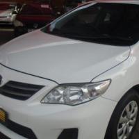 Toyota Corolla 1.3 impact