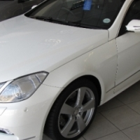 2010 Mercedes Benz E500 AMG, (Coupe) SPORTS PACKAGE