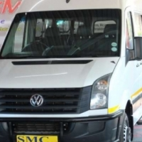 VW Crafter 50 2.0 TDi H/R 22 seater