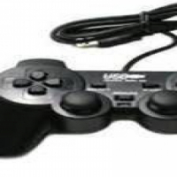 PC Gamepad with Dual Shock/Vibration