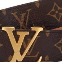 Soft leather belts R700