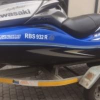 250Hp supercharged Kawasaki jet ski