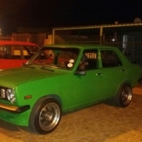 Datsun 1200 sport in mint condition