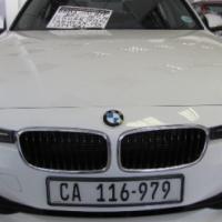 2013 BMW 316i A/T (F30) Sedan