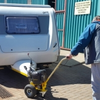 battery operated Caravan,boat and trailer mover