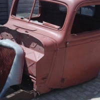 1937 Ford pick up cab to build a hot rod